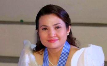 Mayor Trixie Fernandez of San Enrique, Iloilo