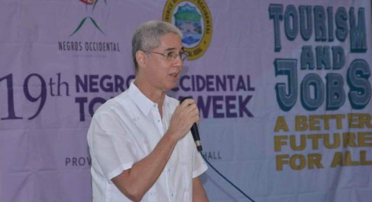 Negros Occ. Governor Eugenio Lacson