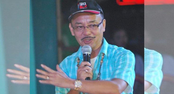 Former Calinog Mayor Alex Centena, PhD
