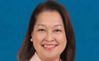 Congresswoman Dr. Lucille Nava of Guimaras.