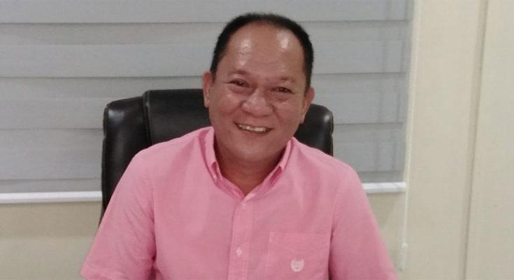 Mayor Arnold Perez of Pilar, Capiz
