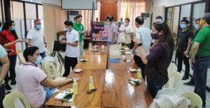 Councilors' Week culmination in Miagao.