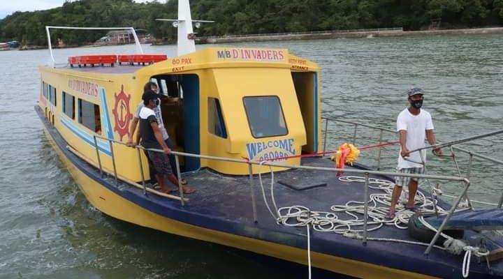 fiberglass pumpboats in guimaras