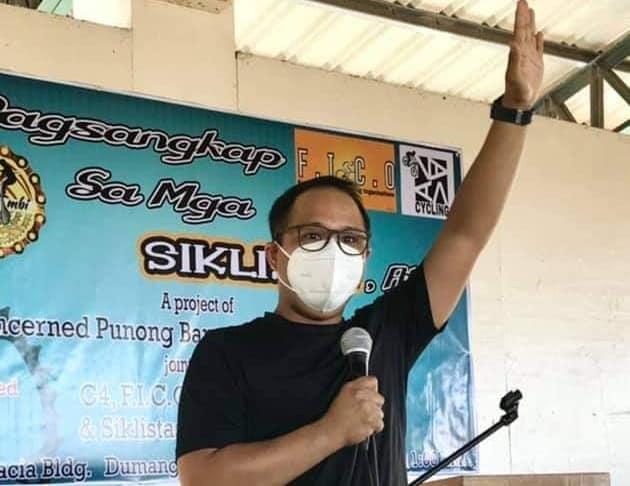 Pablo 'Bambu' Nava IV, FICO President