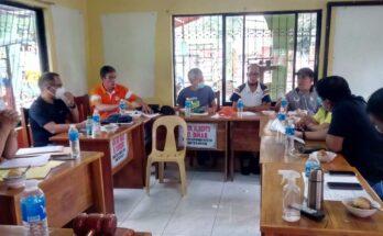 Dumangas cyclists core group