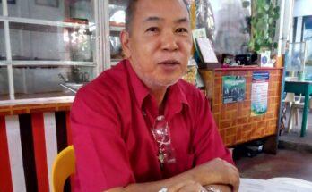 former ISCOF Pres. Elpido 'Jun' Locsin