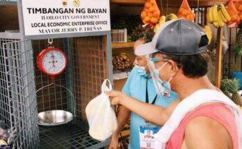 Timbangan ng Bayan Iloilo City